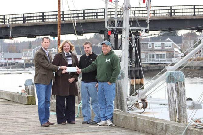 Help for New Hampshire Fishermen