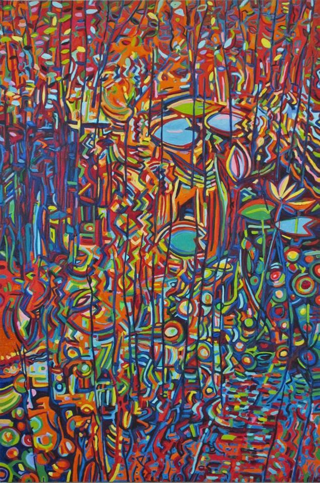 Marsh Kaleidoscope #1