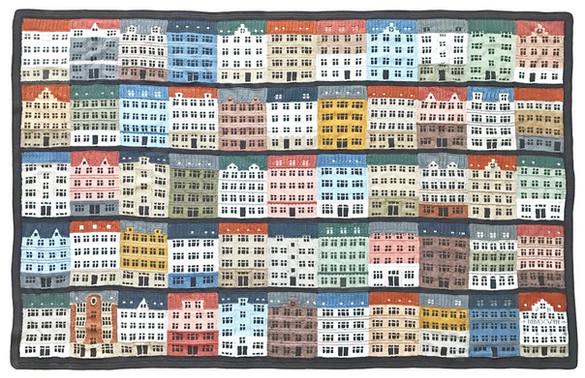 Copenhagen Building Blocks
