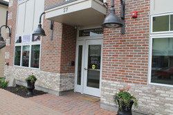 Front door to REDC Training Center