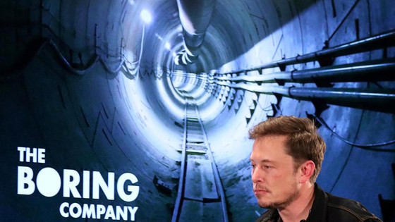 Is Musk's The Boring Company outrageous or just what LA and Dubai need? Maybe both