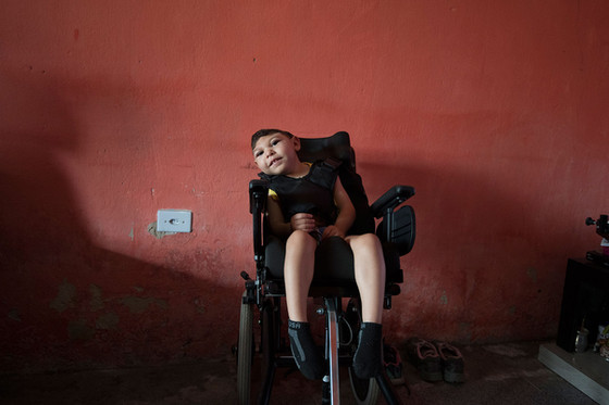 Generation Zika: Born in the shadow of a sinister virus