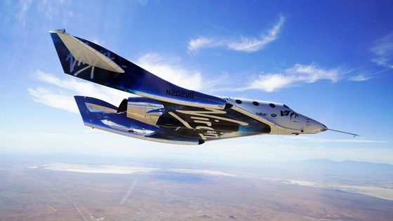 Inside Virgin Galactic and its California desert launchpad for space tourism