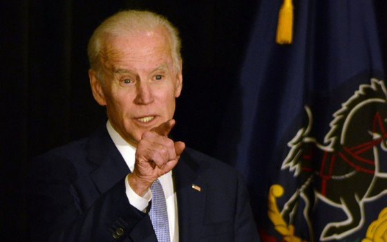 Joe Biden tops key 2020 poll as he mulls whether he is too old to run for president