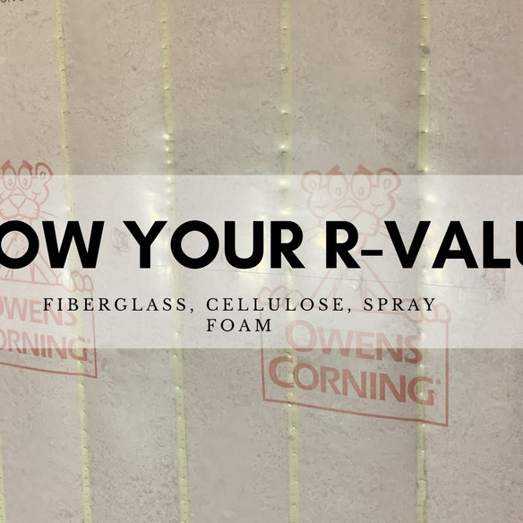 What is R-Value & How Does It Affect My Comfort?