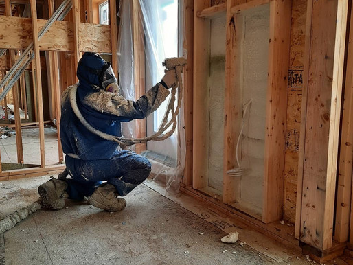 The Importance of Insulation & Energy Efficiency For Homeowners