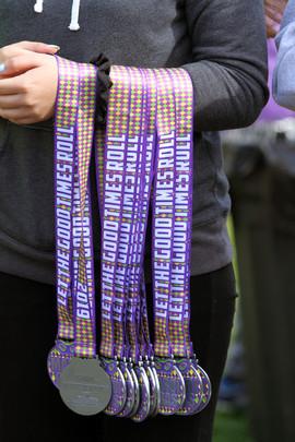 Mardi Gras medals