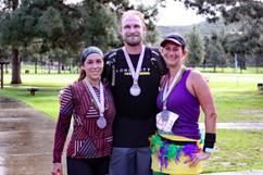 mardi gras runners