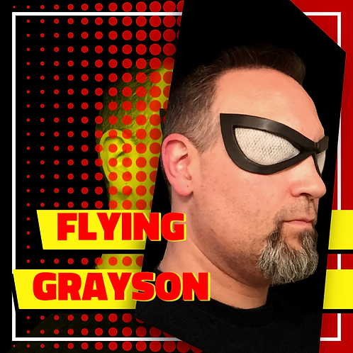 Flying Grayson