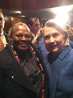 Pat & Hillary Clinton.JPG