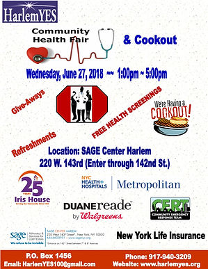 HarlemYES - Community Health Fair.jpg