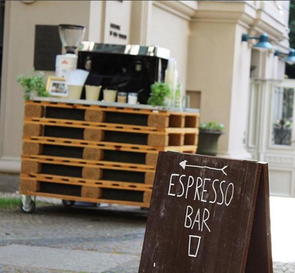 Garcon de Café - Mobile Espresso Bar