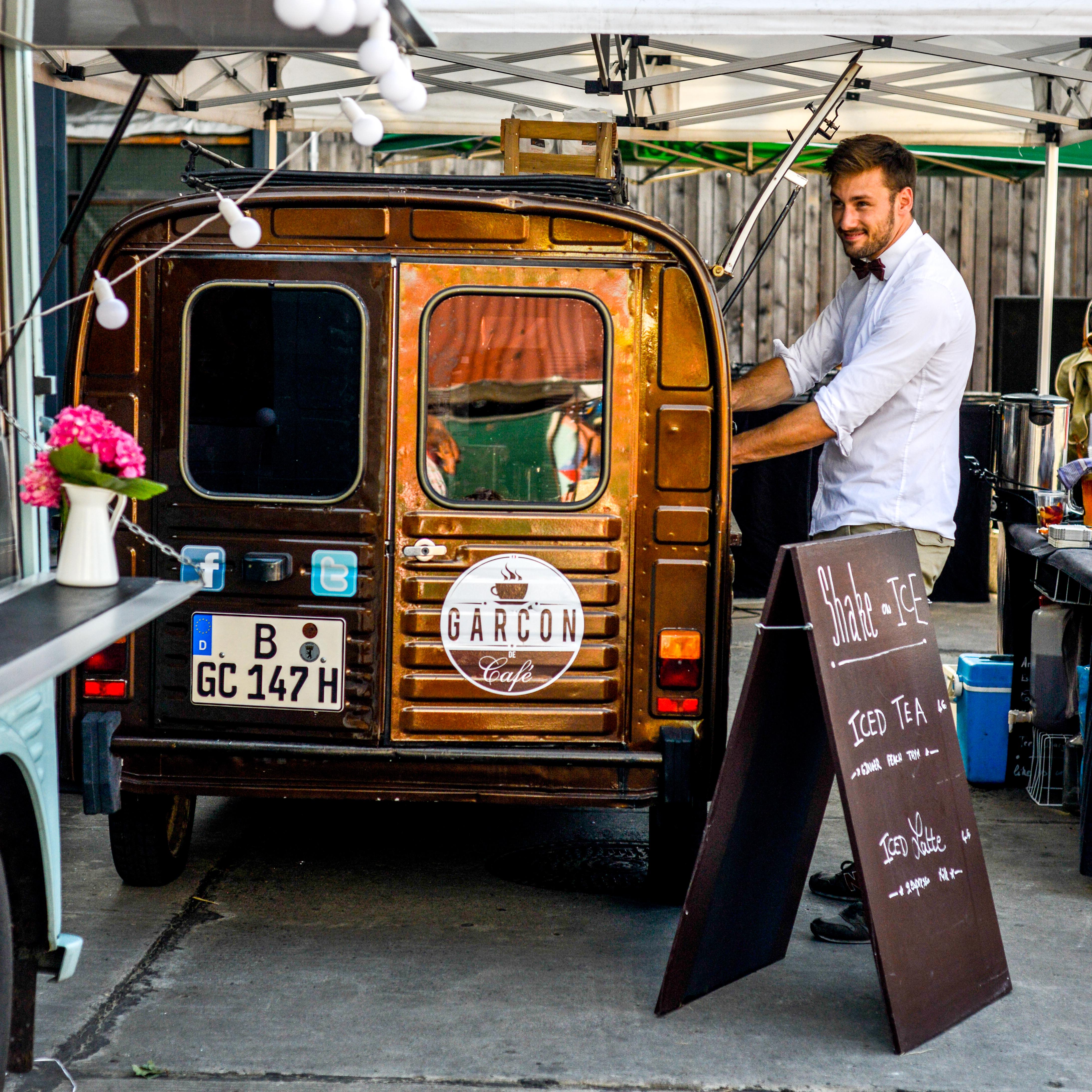 Garçon de Café - Coffee truck