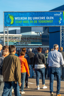 Opendeurdag Umicore Olen / 2018