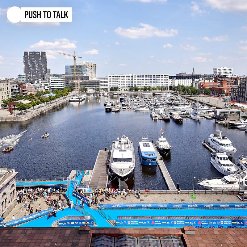 Triathlon Antwerpen / 2019