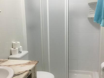 NEW BATHROOM 204, SECOND FLOOR