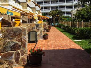 OUR GARDEN AND GROUND FLOOR TERRACES
