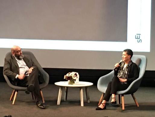 Jan 22, 2020 - Michelle Alexander at RISD