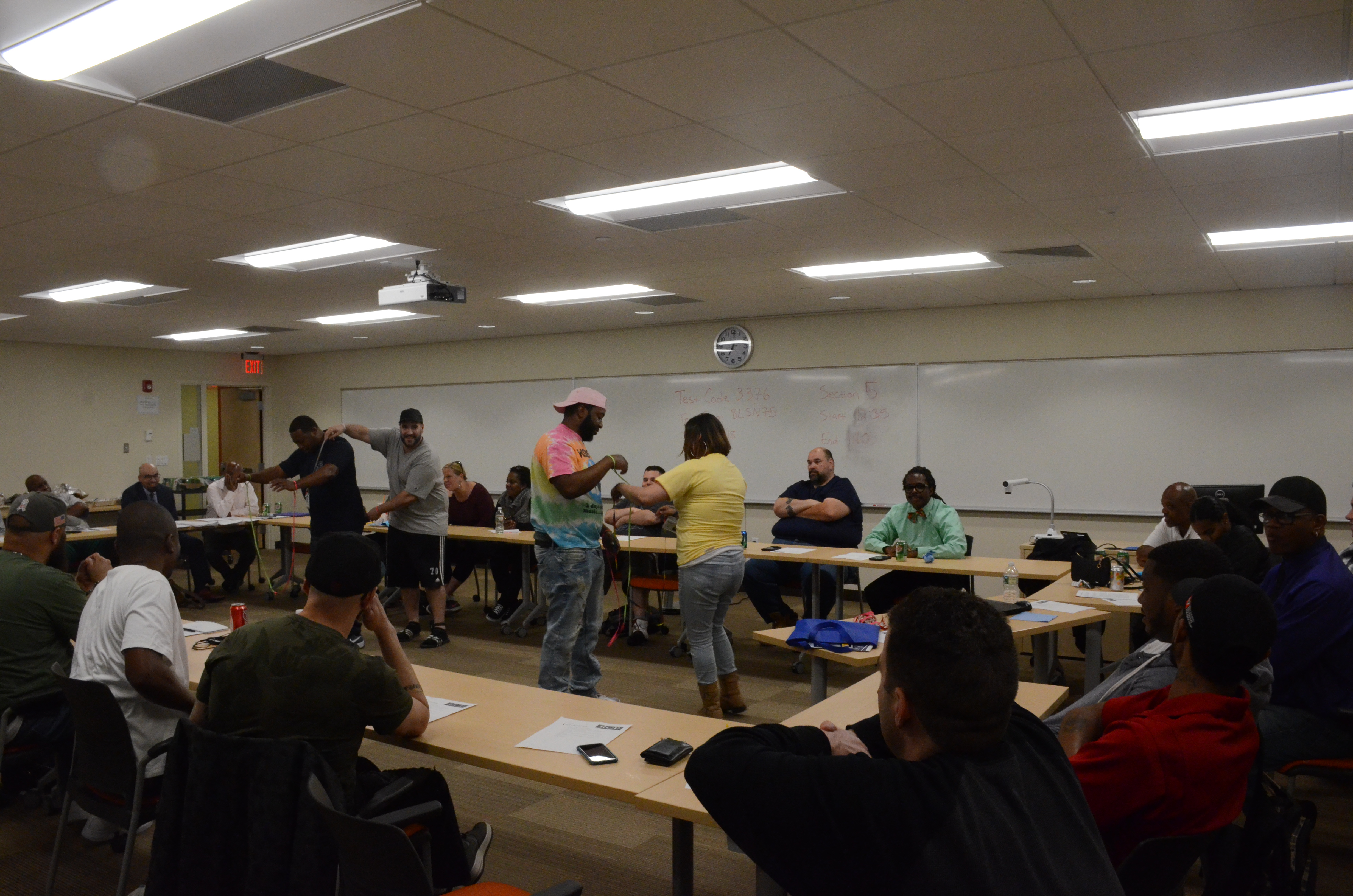 Reentry Campus Class 5