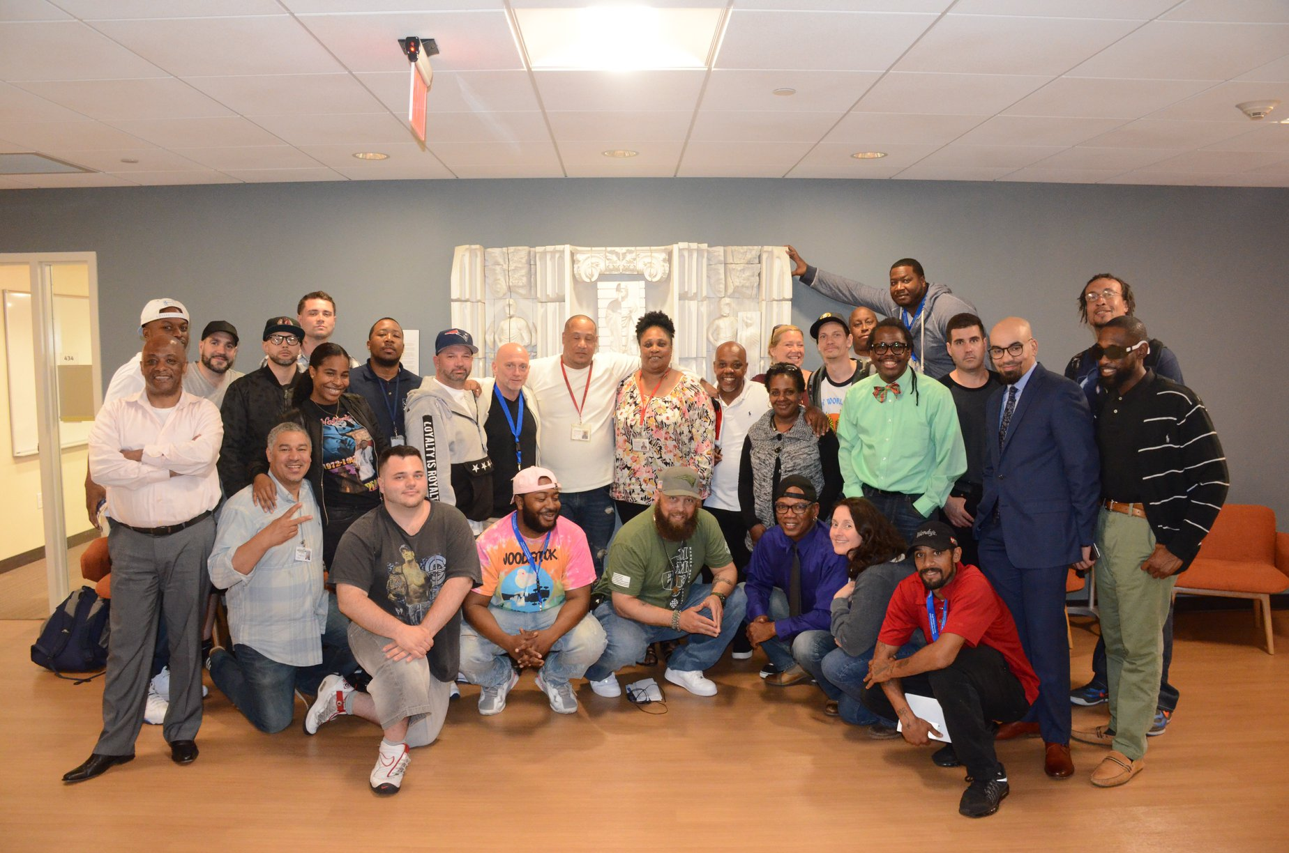 REENTRY CLASS PROGRAM ORIENTATION 2018