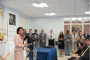 Jan 20, 2020 - Governor Gina Raimondo announces new criminal justice reform legislation.