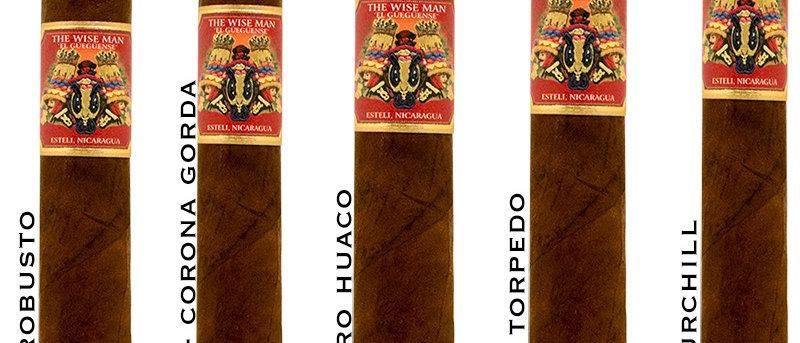 Wise Man Maduro - Toro Huaco 6 x 56, Box of 25