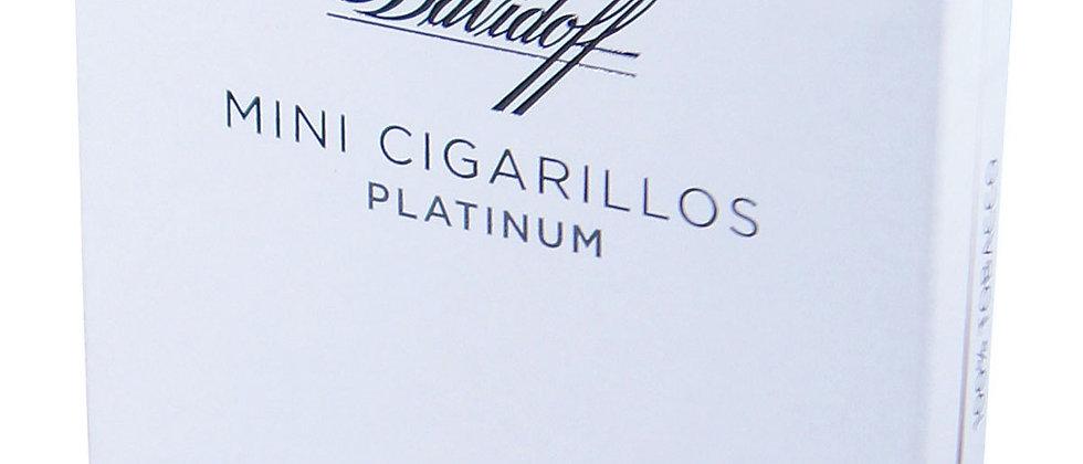 Davidoff Mini Cigarillos - Platinum (Box of 10)