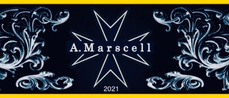 A. Marscell, In Loving Memory 2021 LE Robusto - Maduro Pack of 5