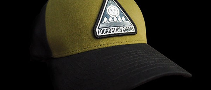 Foundation Cigars Green Hat