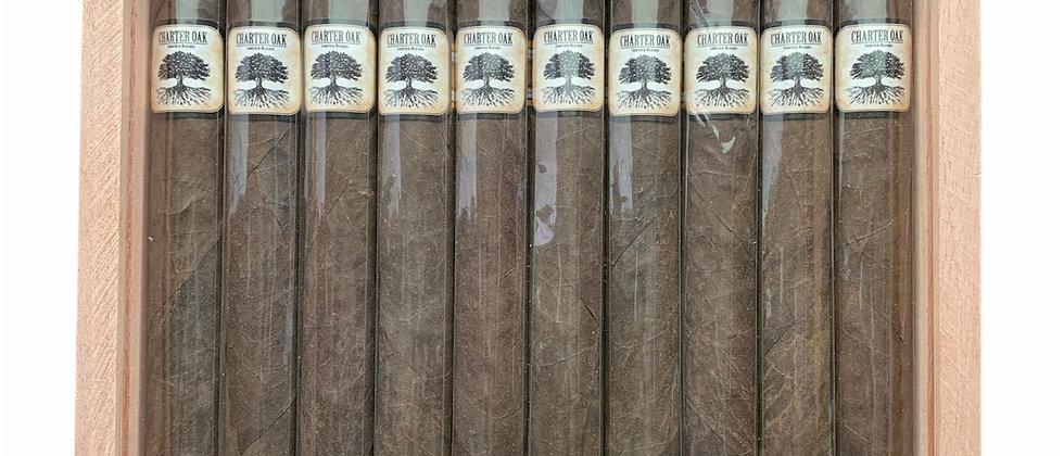 Charter Oak Maduro - Lonsdale 6 1/4 x 46 - QTY: 1