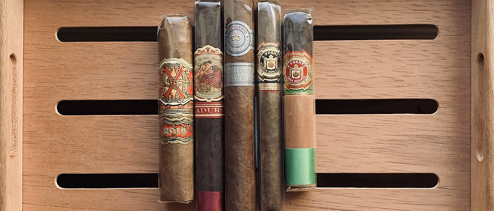 Weekend Sampler XVI