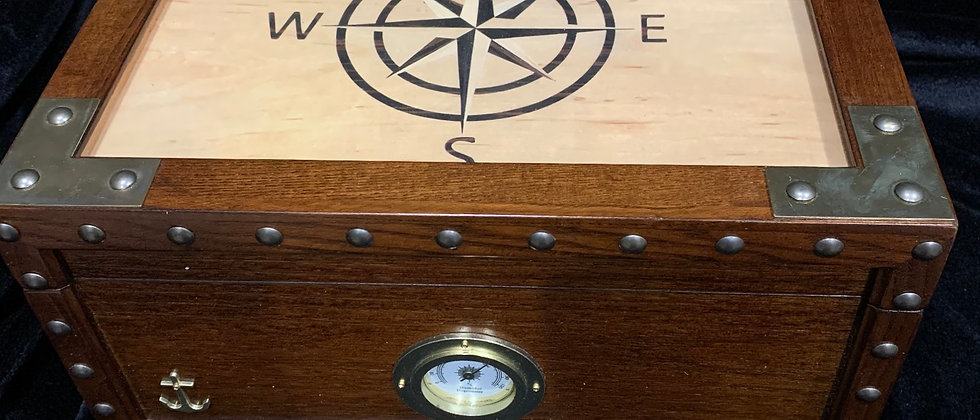 (Imperfect) Humidor 0016 ct 75-100