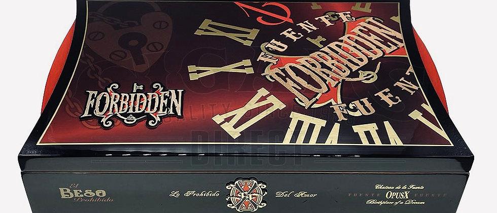 (Empty) Box of FF Opus X Forbidden El Beso Prohibido