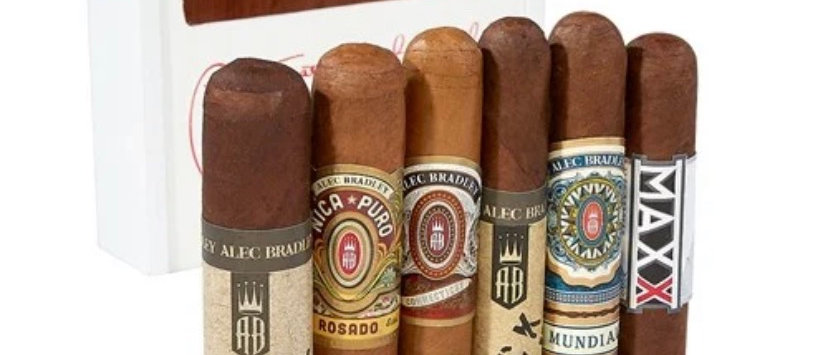 Alec Bradley, Taste of the World Short Series Sampler, (6 AB Cigars