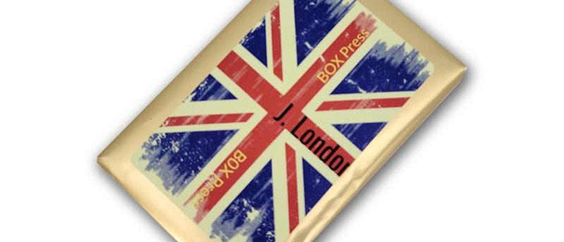 J. London - Box Press Robusto (5.5 x 52), QTY: 1