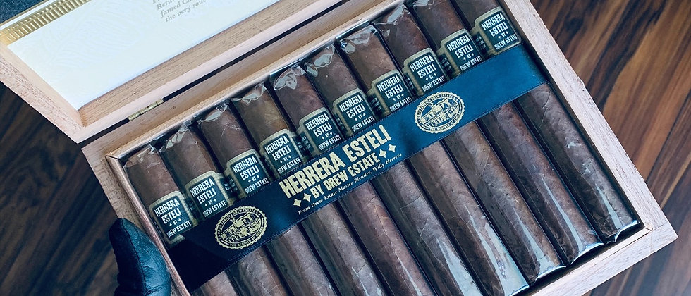Herrera Steli Miami, Toro Especial (6 x 52) Single