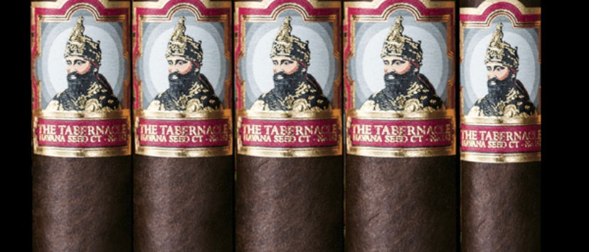 The Tabernacle Robusto (5 x 50) Havana CT - 142, Box of 24