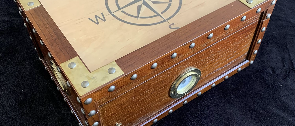 (Imperfect) Humidor - The Maiden Voyage, 75ct