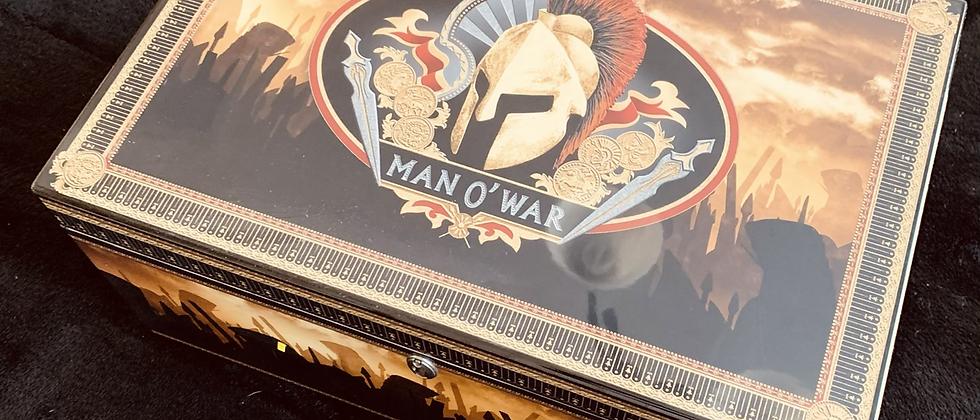(Imperfect) Humidor - Man O' War
