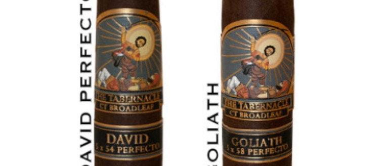 The Tabernacle Broadleaf - David 5 x 54 Perfecto - QTY: 1