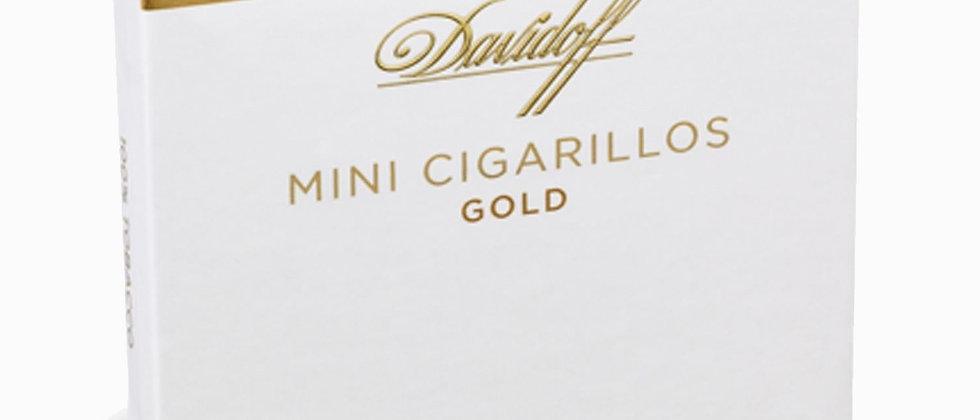 Davidoff Mini Cigarillos - Gold (Box of 10)