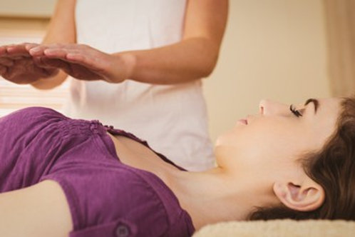 Course of three Reiki Sessions Gift Voucher