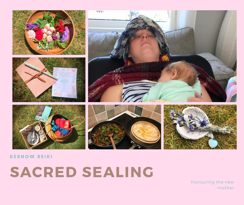 Sacred Sealing Ceremony