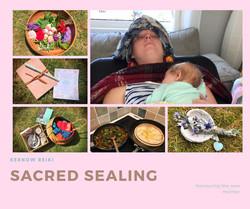 Sacred Sealing Ceremony