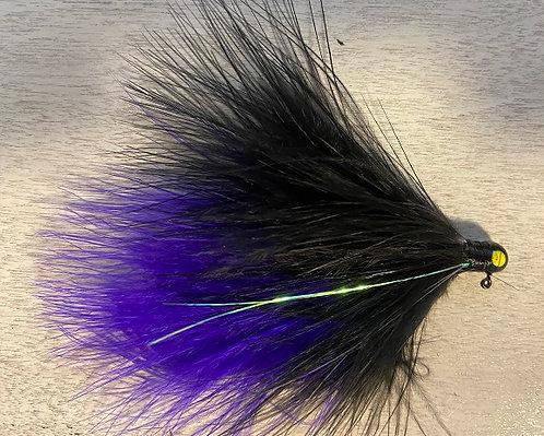 Purple Rain - Micro Marabou