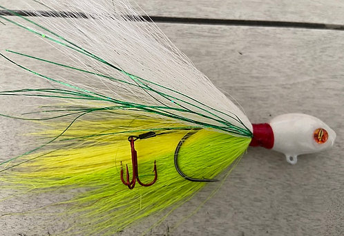 Snake Eye - Shiner 3/4 oz & 1.0 oz jigs