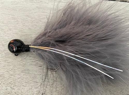 Silver Fox - Marabou