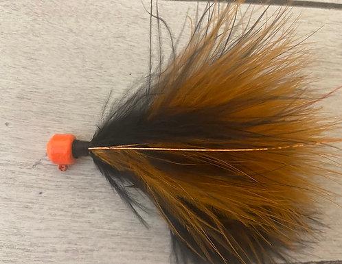 Pumpkin Spice Marabou - NED Head