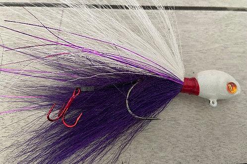 Snake Eye -Purple Rain 3/4 oz & 1.0 oz jigs
