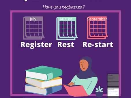 ESOL - Register for September classes